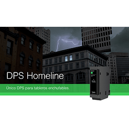 Breaker tipo Dps Homeline 120 Voltios / 20 Ka