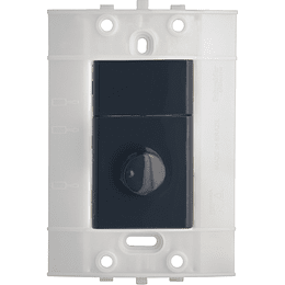 Dimmer Sencillo Giratorio 120 Vca 300 W Grafito Decor