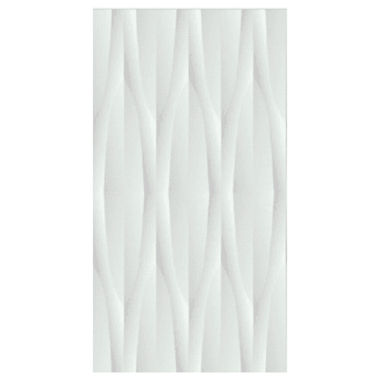 Pared Odish Blanco 32 X 56 (1.45)