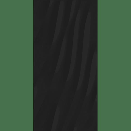 Pared Arena Negro 24.5 x 40.5 cm