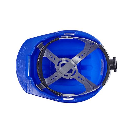 Casco Eco Ratchet Azul