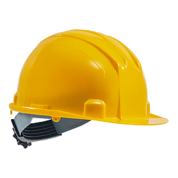 Casco Eco Ratchet Amarillo