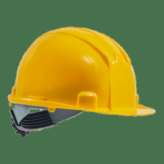 Casco Eco Ratchet Amarillo