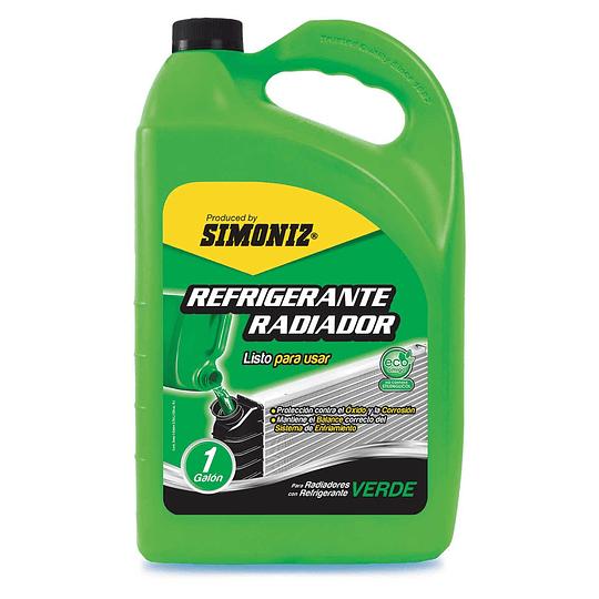 Refrigerante Radiador Galón – Verde
