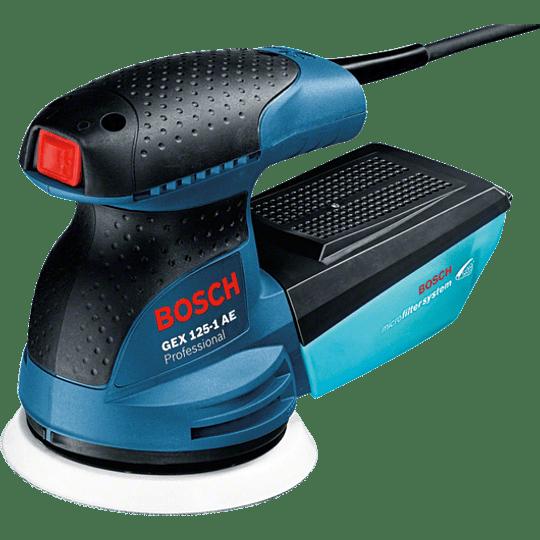 Lijadora GEX 125-1 AE Professional