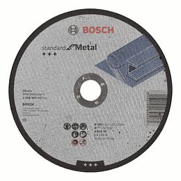 Disco de Corte para Metal de 18 cm
