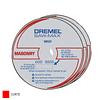 Disco de Corte para Mampostería SM520 7.62 cm por 3 Und