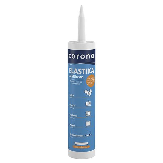 Silicona Elastika Blanca por 300 ml