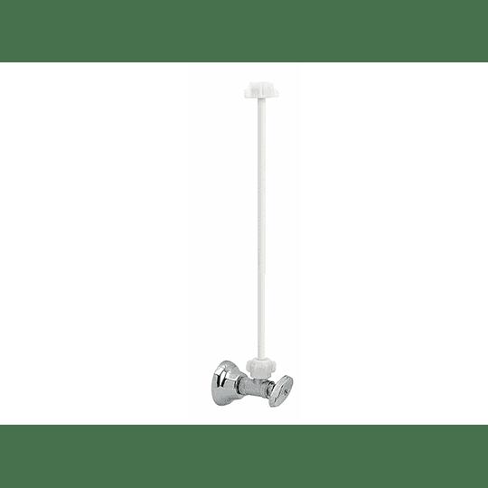 Valvula Regulación 1/2 Sani Cromo