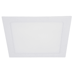 Panel Led Cuadrado Incrustar 18W - 6000k