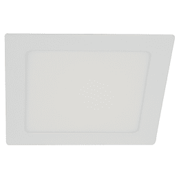 Panel Led Cuadrado Incrustar 12W - 4000k