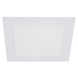 Panel Led Cuadrado Incrustar 12W - 6000k