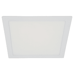 Panel Led Cuadrado Incrustar 25W - 6000K