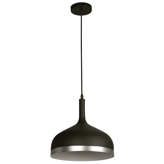 Lampara Techo 1 Luz E27 60W
