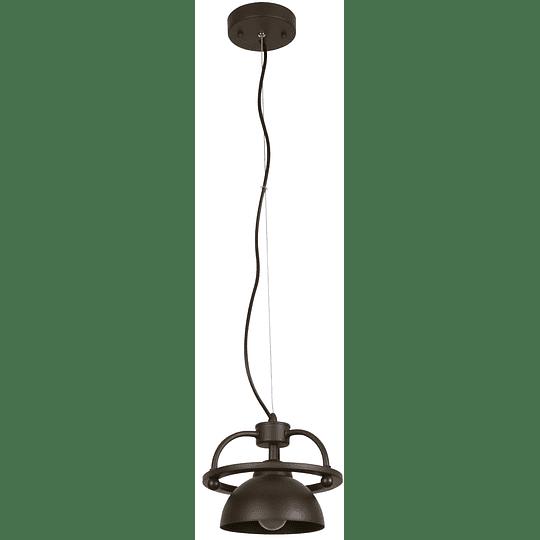 Lampara Colgante 1 Luz E27 60W