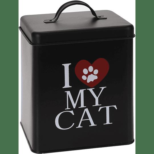Caja Para Comida de Gatos 3Lts