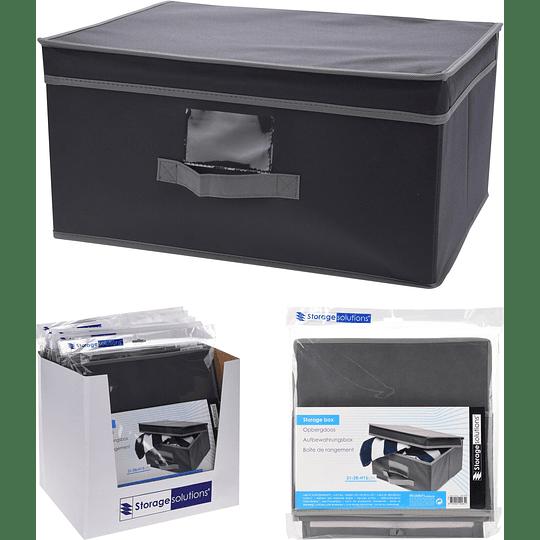 Caja De Almacenamiento  31X28X15Cm. Ref: 276889