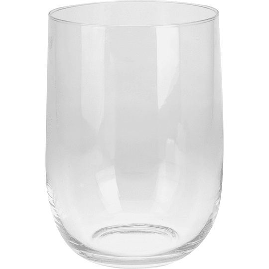 Florero Cristal 18,5X28Cm. Ref: 247321