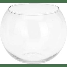 Florero Cristal De 12X10 Cm.  Ref: 235366