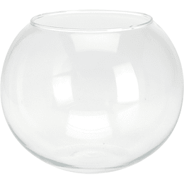 Pecera Cristal 20X16Cm  Ref: 495504
