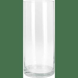 Florero Cristal De 12X30 Cm.