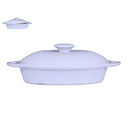 Sopera Ceramica Blanca