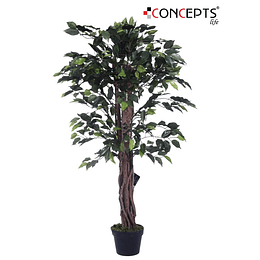 Planta Artificial con Maceta - 120 cm