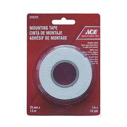 Cinta Adhesiva Doble Faz 25.4 mm x 1.5 m