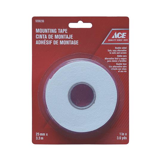 Cinta Adhesiva Doble Faz 25 mm x 3.3 m