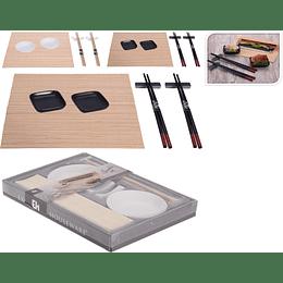 Set Para Sushi 7 Pcs.