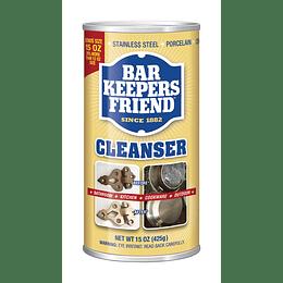 Limpiador Para Acero Y Bar Keepers Friend 425g