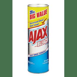 Detergente En Polvo Ajax 28oz