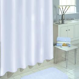 Cortina Para Ducha Blanco 1.77 x 1.80 cm
