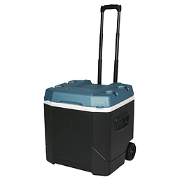 Nevera Con Ruedas Azul Igloo 51 L