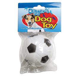 Balón De Futbol De Vinilo Para Mascota