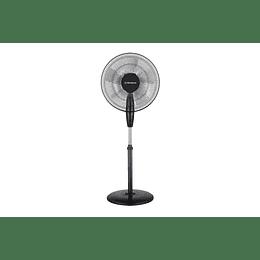 Ventilador De Pedestal 40 cm Negro