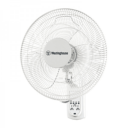 Ventilador De Pared 40 cm Blanco