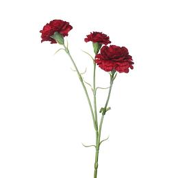 Flor Clavel Rojo 61 cm