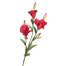 Flor Artificial Lisiano Roja
