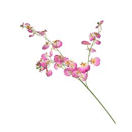 Flor Orquídea Fucsia 92Cm