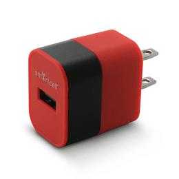 Adaptador Y Cargador USB 1 Amp