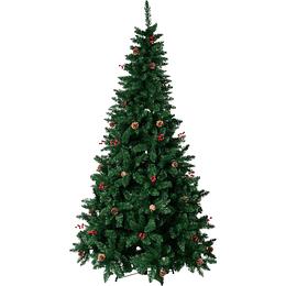 Árbol De Navidad 1100 Tips De 2.10 m