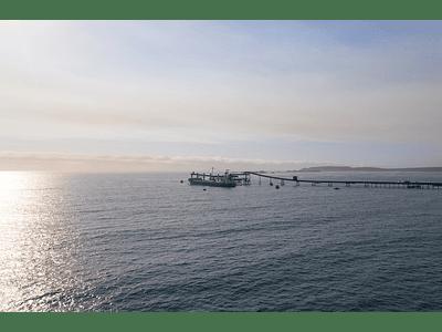 Photo cargo ship 0833
