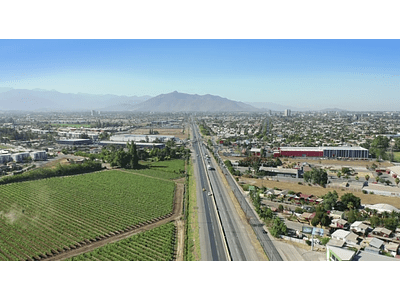 aerial video Rancagua 01