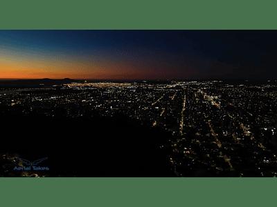 Video hyperlapse atardecer ciudad 02 - Agustin C