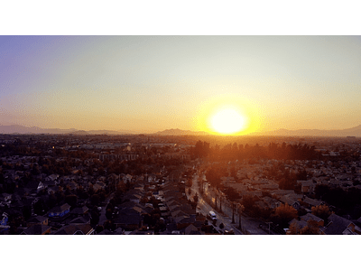 Video puesta de sol Santiago 1234