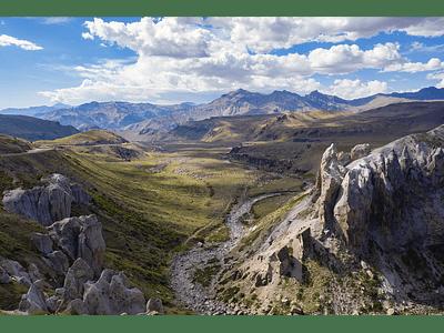 Foto EL Maule Cordillera -Los Monjes_0749