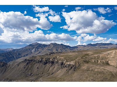 Foto EL Maule Cordillera 3
