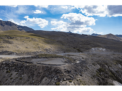 Foto EL Maule Cordillera 4