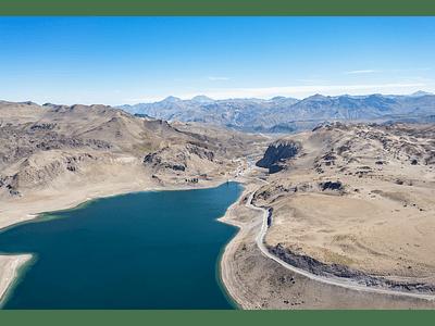 Foto Laguna del Maule Cordillera 3